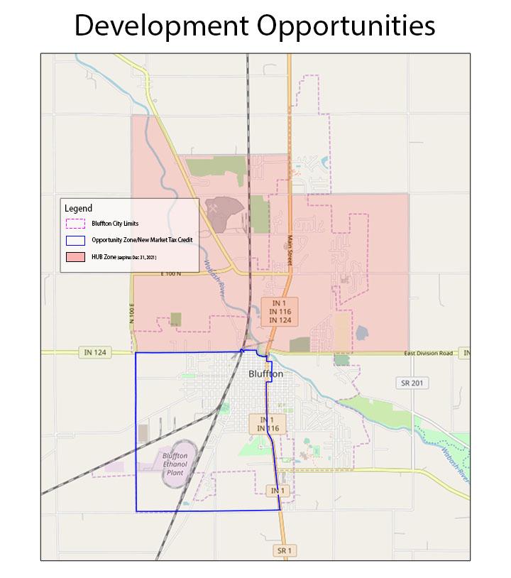 Investment Zones | Wells County Economic Development
